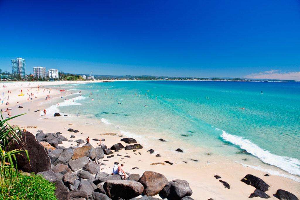 coolangatta-beach