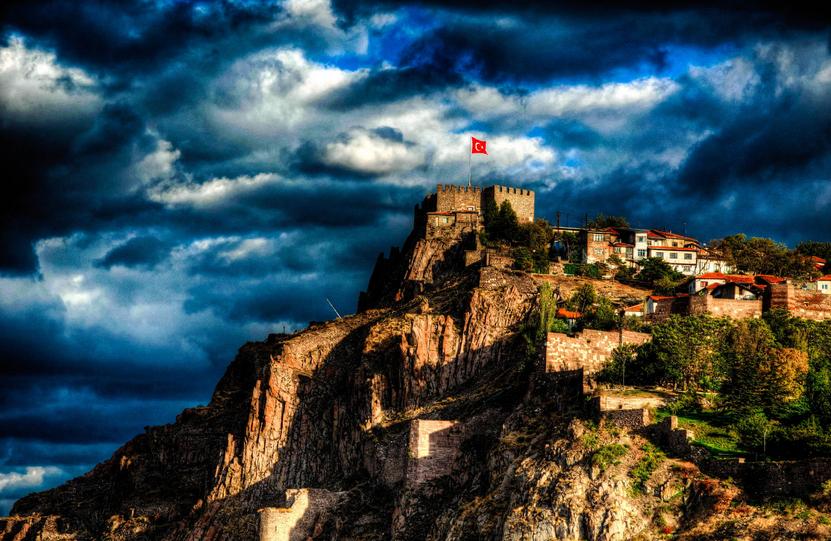ankara-castle