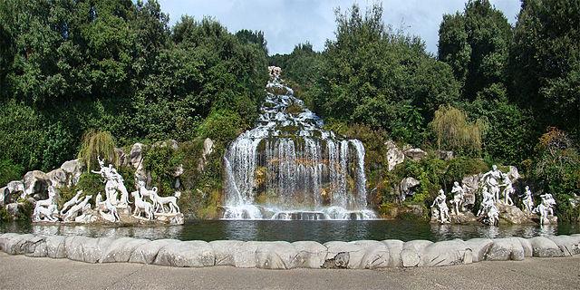 Caserta_English_Gardens