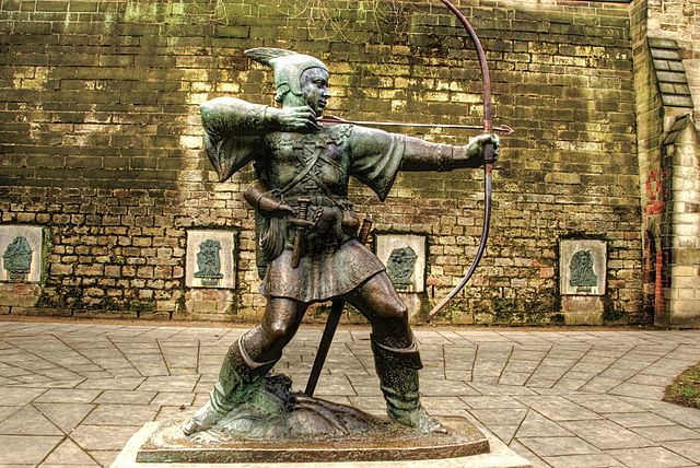 Robin_Hood_statue
