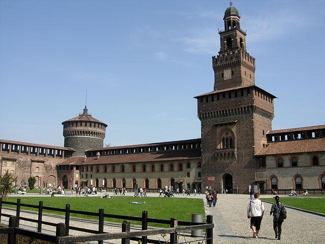 Sforza_Castle
