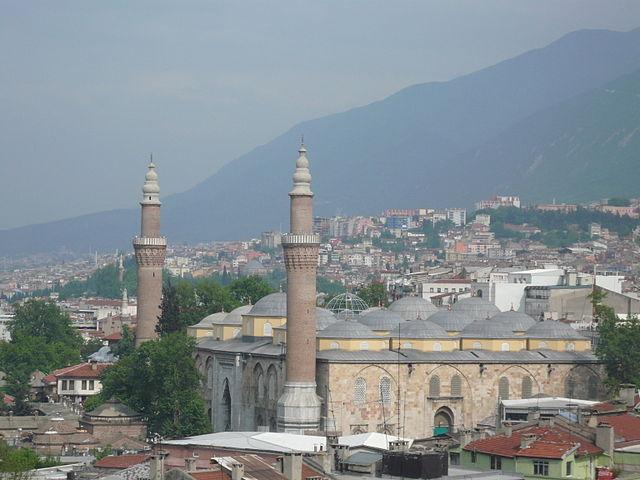 Bursa_la_Grande_Moschea