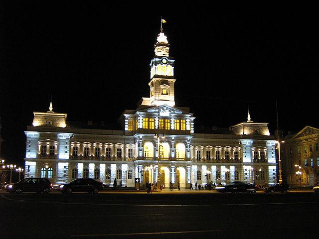 arad city hall