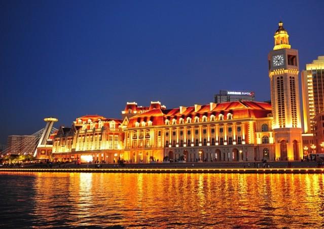 Tianjin.Haihe.Cultural.Square.