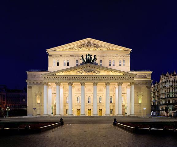 Moscow-Bolshoi