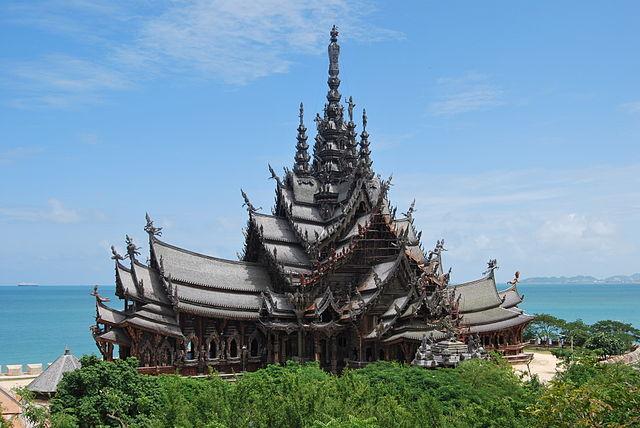 Sancturay_of_Truth_Pattaya